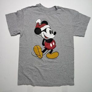 Disney Mickey Mouse Christmas T Shirt
